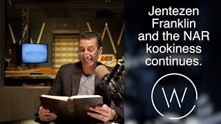 Jentezen Franklin and the NAR kookiness continues.