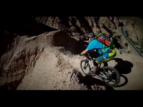 Here's Why Argentina Is in Hans Rey's Top 3 MTB Rides Ever | Trail Ninja, Ep. 14