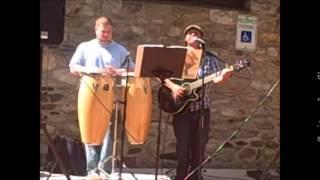 Anthony Gach-Backslidin'- Woodstock at the Winery, 2014