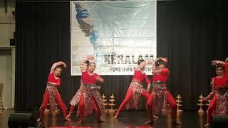 keli kalamela 2019 Bianca Rodrigues & group performing cinematic_group_dance