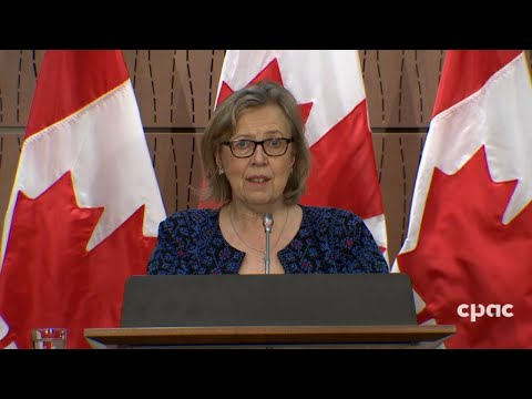 Elizabeth May Comments On U.S. Anti-racism Protests – June 3, 2020