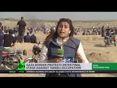 Gaza border protests enter final stage against 'Israeli occupation'