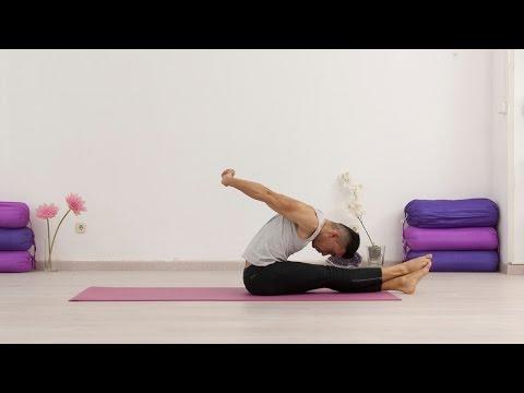 Pilates online - Video de pilates para quemar calorías