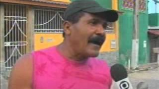 Destruição de hidrômetros em Alagoinhas