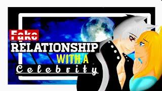 Fake Relationship With a Celebrity || Gacha Life Mini Movie || Comedy/Romance || Original?