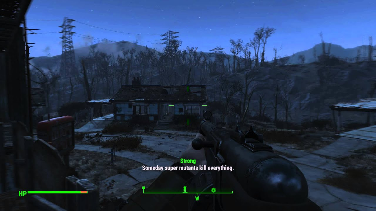 Fallout 4 a small house youtube How to make your own house in fallout 3