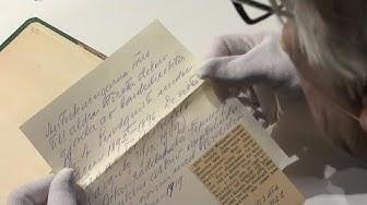 Rafael Mellinin mysteerikirjekuori avataan