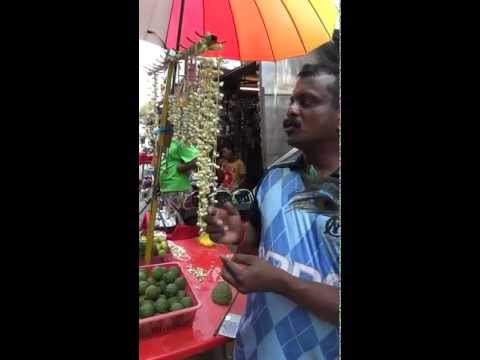 Malaysian Indian speaking fluent Cantonese!