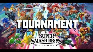 Super Smash Brothers Open Tournament With GrimBOMB!!