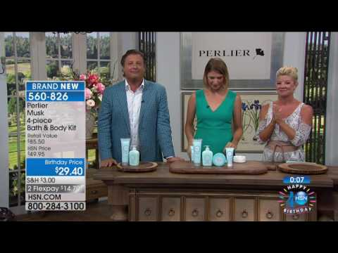 HSN | Perlier Beauty Celebration 07.13.2017 - 03 PM