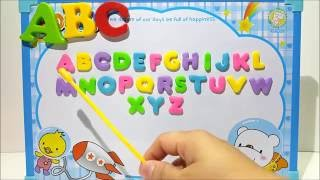 Fun Learn ABC & Sing Along Alphabet Song For Kids Toddlers Preschoolers