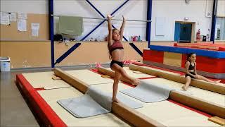 Gymnastique Filière Performance 2014 à 2011 - Septembre 2020