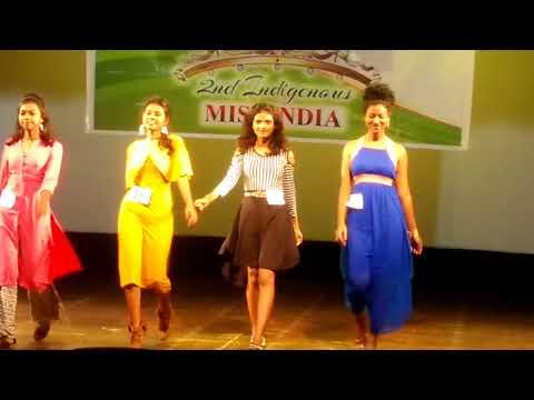 Santali Miss India 2018