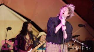 Ariel Pink - White Freckles (LIVE at Santa Monica Pier)
