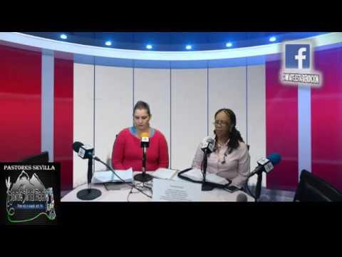 Monte Sinai Radio FM UNA VOZ EN EL CAMINO CON EL MINISTRTO LUIS MORAN