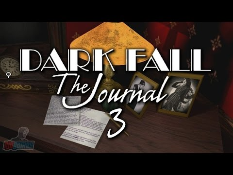 Dark Fall The Journal Part 3 | PC Gameplay Walkthrough | Game Let's Play
