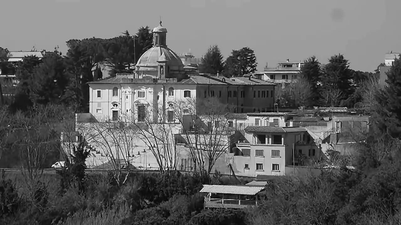 Roma panorama dalla riserva naturale di monte mario for Monte alloro affitti di cabina