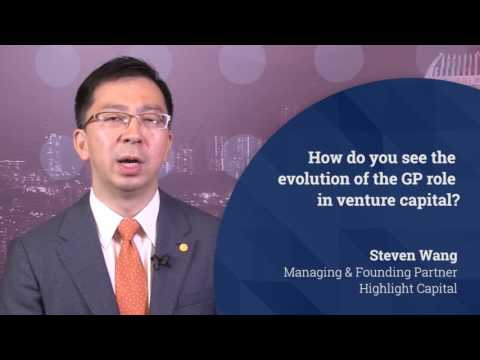 The evolution of the GP role in venture capital
