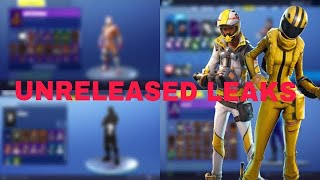 HACKER SHOWS me EVERY UNRELEASED SKIN Coming To Fortnite Battle Royale !! (COMMENT?!)