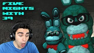 39 IS BACK AND HE BROUGHT A FRIEND! - Five Nights with 39 UPDATE! (Night 7/Ending)