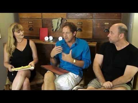 The Pretender Interview with Steven Long Mitchell and Craig Van Sickle -- Part 2