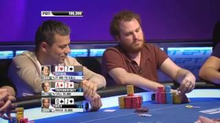 Покер. ЕПТ 9 Монте-Карло. Турнир суперхайроллеров. Часть 3 (2013)