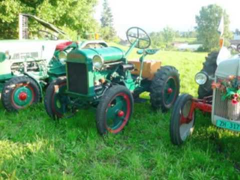 Oldtimer Traktoren Videos