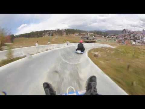 alpine slide breckenridge crash