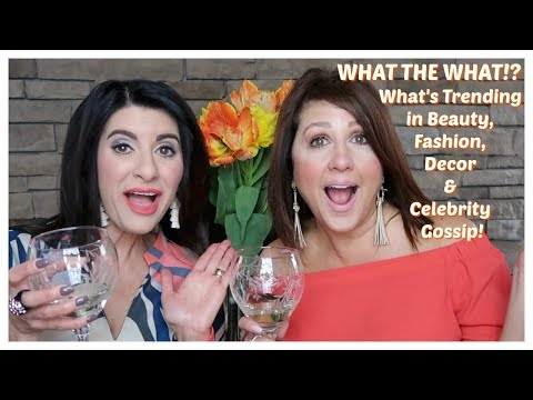 71bac25b895891 What The What?! #1 What's Trending in Beauty, Fashion, Decor & Celebrity  Gossip (2018) | The2Orchids