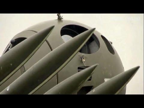 Geschützt oder Zielscheibe?: Olympia-Anwohner gegen Raketen auf Dächern