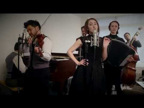 Talk Dirty - Vintage Klezmer Jason Derulo Cover (w/ Rap in Yiddish) feat. Robyn Adele Anderson