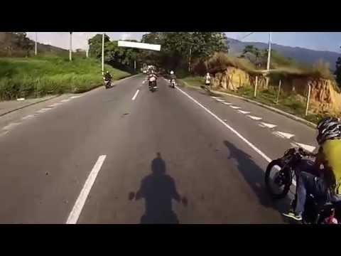 Club Cafe Racer Medellin - GoPro