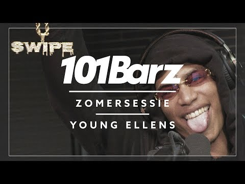 Young Ellens - Zomersessie 2018 - 101Barz
