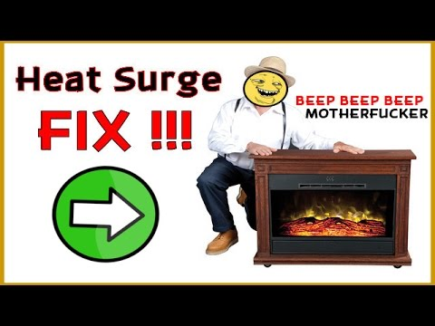 Heat Surge Fix !! Bypassing Beep Safety Shutdown! - YouTube