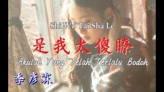 Shi Wo Tai Sha Le 是我太傻了 [Akulah Yang Telah Terlalu Bodoh]