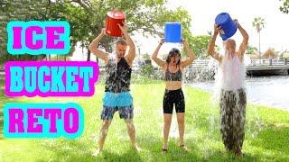 Ice Bucket Challenge - Ayudando a Mamá María ♥ Abuelita de Katie Angel