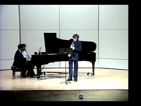 Rhapsodie Part 1 Debussy