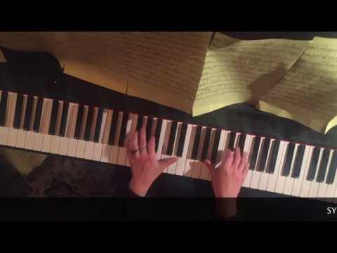 Samra Cataleya Piano Cover Tutorial Instrumental