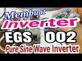 Cara merakit Inverter EGS 002 Pure Sine Wave