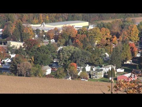 Autumn in America, Tioga, Pennsylvania - REAL USA Ep. 191