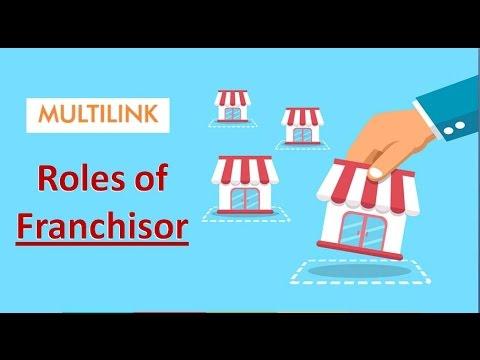MultilinkWorld-Roles of Franchisor Inviting innovative ideas