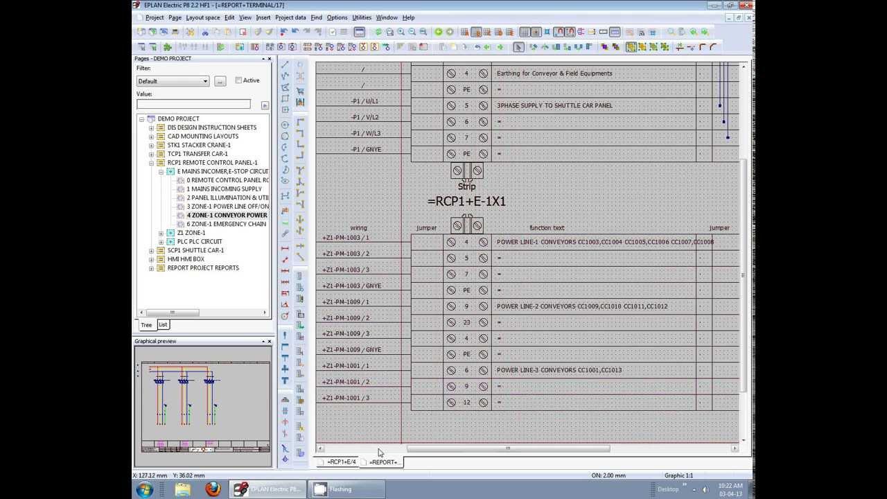 Make Wiring Diagram Eplan Terminal Sorting Numbering Terminal Strip