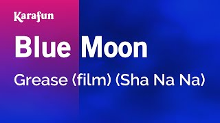 Karaoke Blue Moon - Grease (film) *