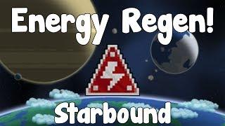 Energy Regeneration & Why is mine so fast!? - Starbound Guide - Gullofdoom - Guide/Tutorial - BETA