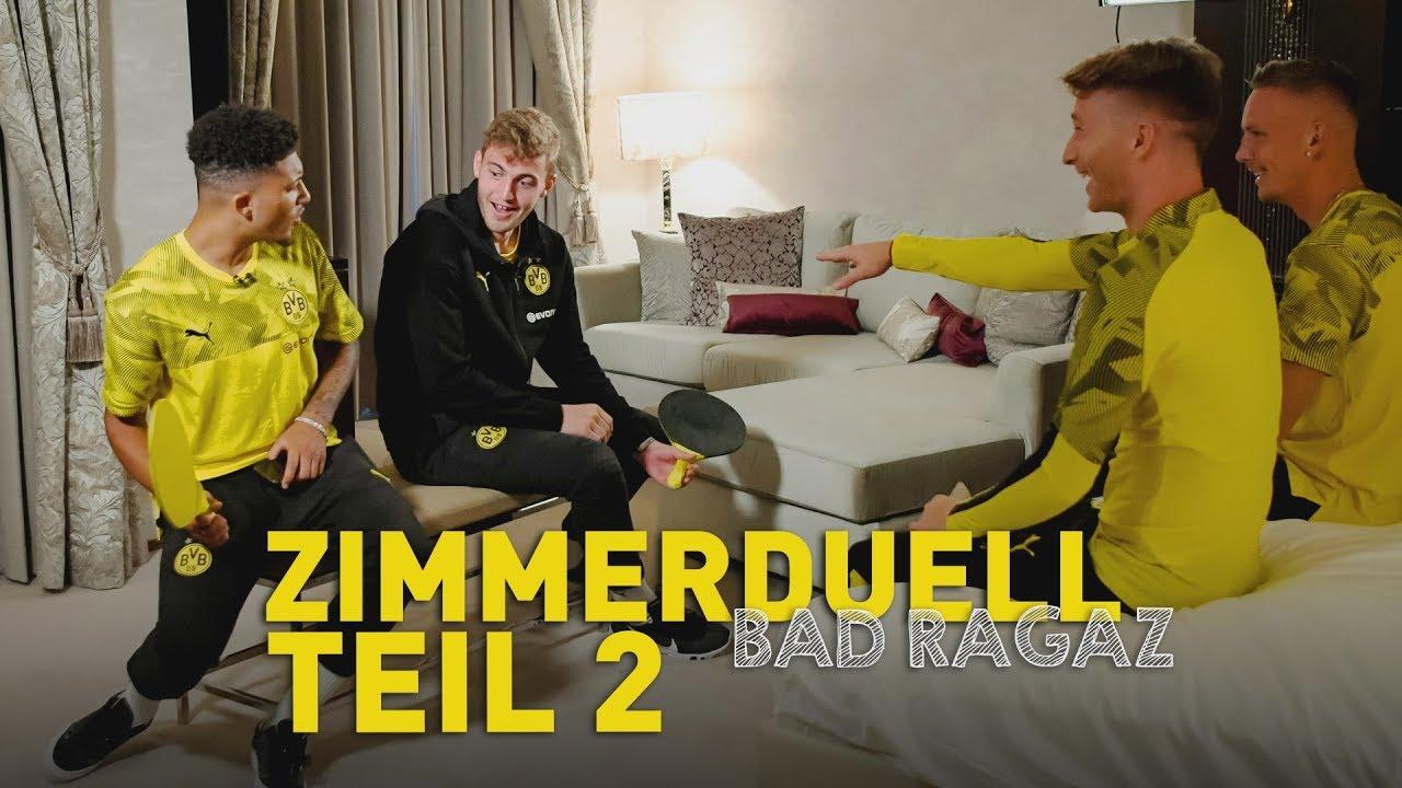 Das BVB-Zimmerduell aus Bad Ragaz mit Sancho, Hummels, Brandt & Co. | Teil 2