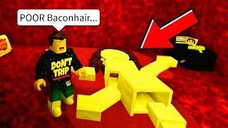 Questo è il motivo per cui i pancetta non giocano a Bloxburg... (Roblox)