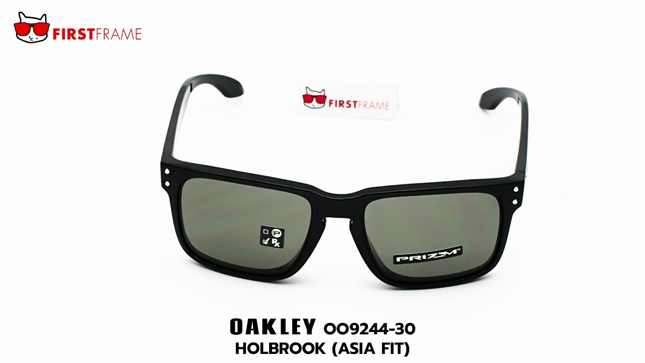 74ee6ac76550a OAKLEY OO9244-30 HOLBROOK (ASIA FIT) - YouTube