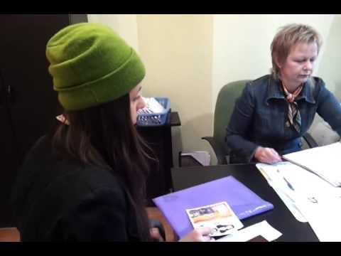 Паспортный стол, Донецк