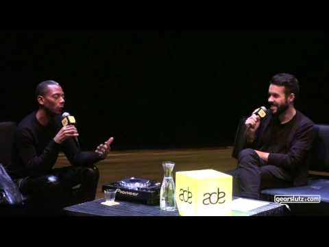 Jeff Mills interview ADE 2015
