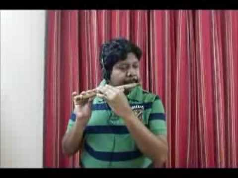 MAIN TERE ISHQ MAIN ON FLUTE (ASEEM MASIH)